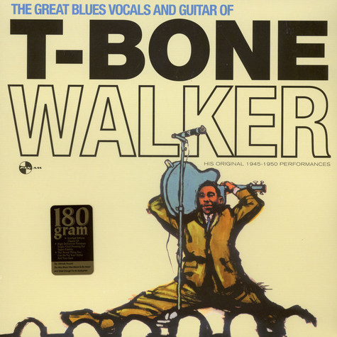 T-Bone Walker - The Great Blues Vocals and Guitar of