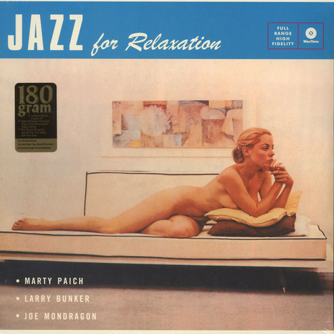 Marty Paich Quintet - Jazz For Relaxation
