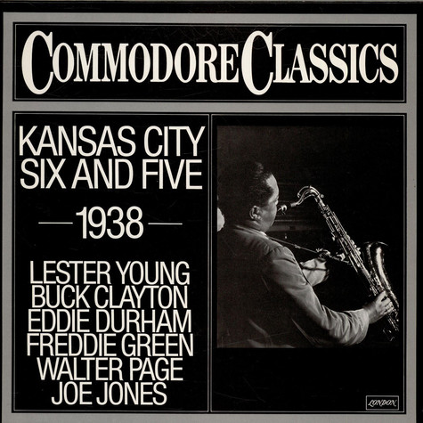 Kansas City Six And Five - Kansas City Six And Five (1938)