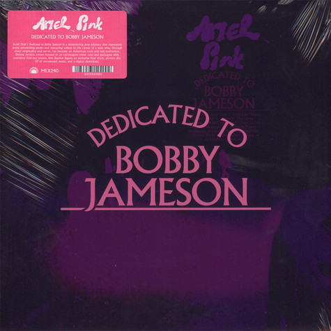 Ariel Pink - Dedicated To Bobby Jameson Deluxe Edition