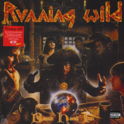 Running Wild - Black Hand Inn Remastered Edition