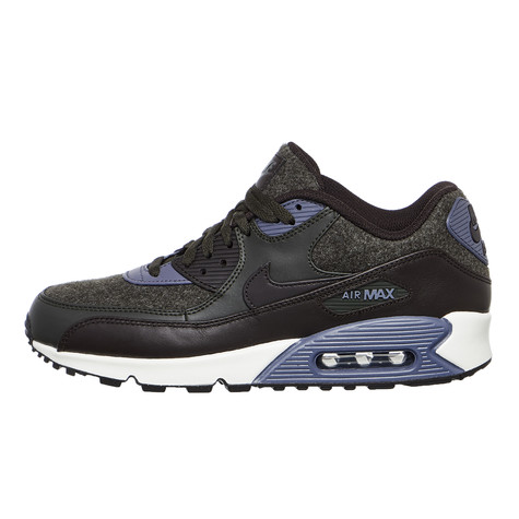 more photos efc68 51aae Nike. Air Max  90 Premium (Sequoia   Velvet ...