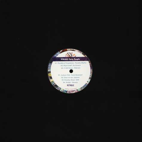 V.A. - Party People EP