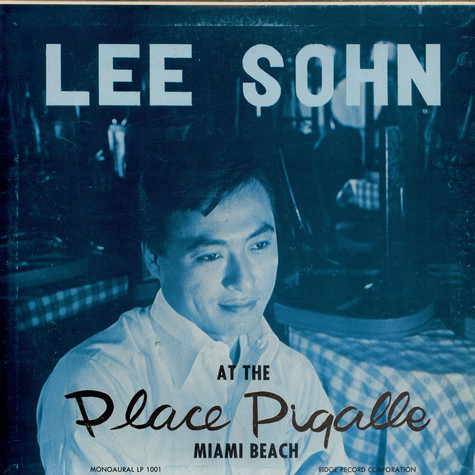 Lee Sohn - Lee Sohn At The Place Pigalle