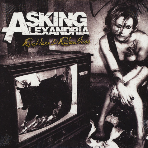 Asking Alexandria - Reckless And Relentless Colored Vinyl Edition