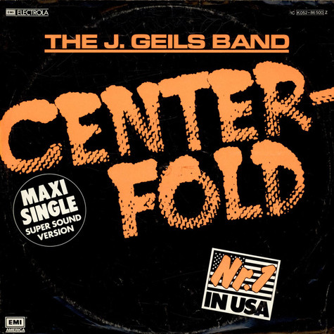 J. Geils Band, The - Centerfold