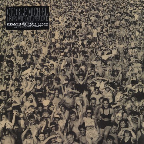 George Michael - Listen Without Prejudice / MTV Unplugged