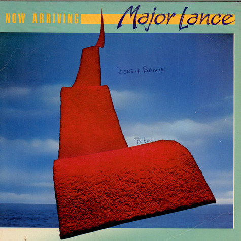 Major Lance - Now Arriving