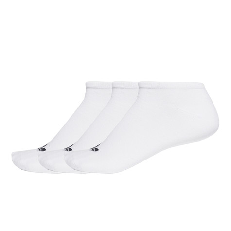 adidas - Trefoil Liner Socks (Pack of 3)
