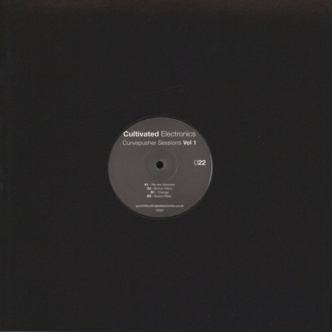 Resonance Committee, The - Curvepusher Sessions Voume 1