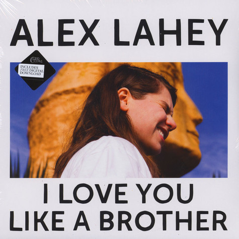 Alex Lahey - I Love You Like A Brother Black Vinyl Edition