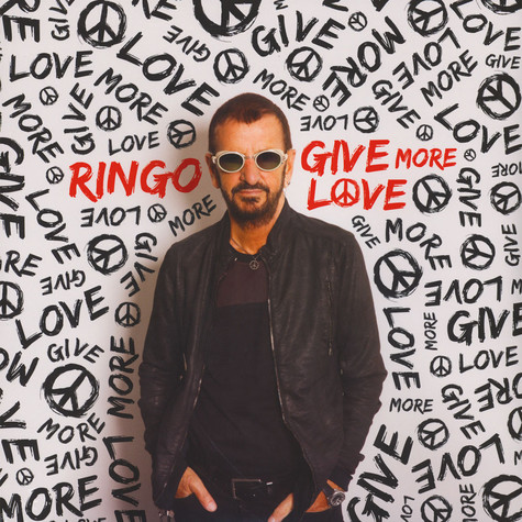 Ringo Starr - Give More Love