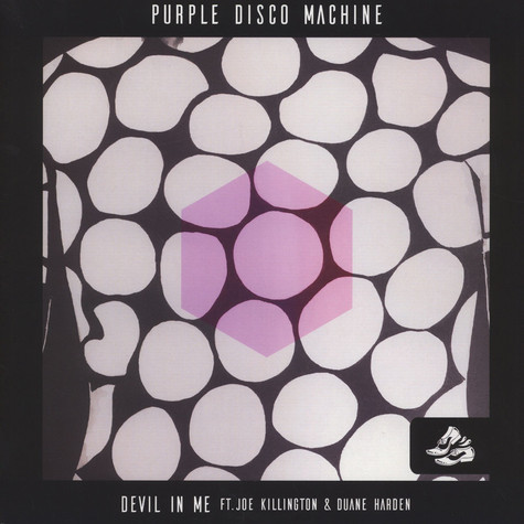 Purple Disco Machine - Devil In Me feat. Joe Killington & Duane Harden