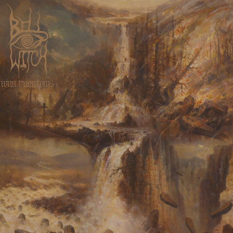 Bell Witch - Four Phantoms Clear Vinyl Edition