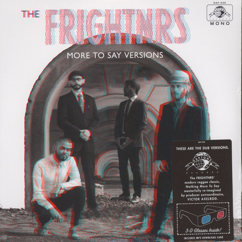 Frightnrs, The - More To Say Versions