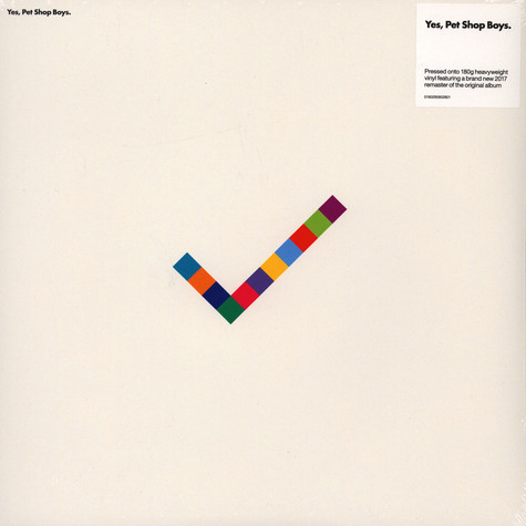 Pet Shop Boys - Yes 2017 Remastered Edition