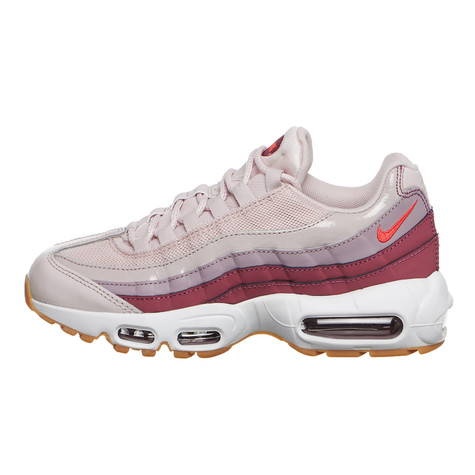 44e70b262da Nike - WMNS Air Max 95 (Barely Rose   Hot Punch   Vintage Wine ...