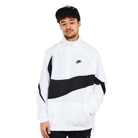 Nike - NSW VW Swoosh Woven Half-Zip Jacket