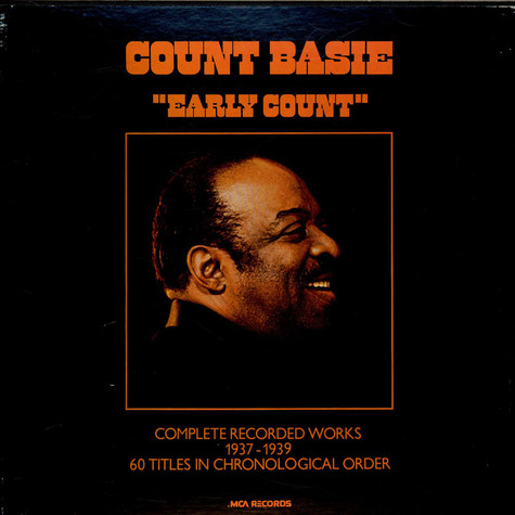 "Count Basie Orchestra - ""Early Count"""
