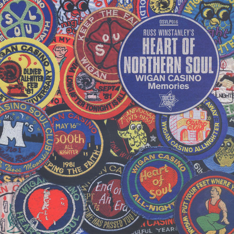V.A. - Heart Of Northern Soul / Wigan Casino Memories