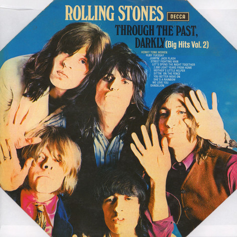 Rolling Stones, The - Through The Past, Darkly (Big Hits Vol. 2)