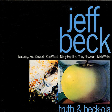 Jeff Beck - Truth & Beck-Ola