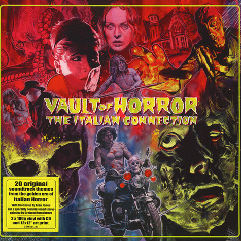 V.A. - Vault Of Horror The Italian Connection