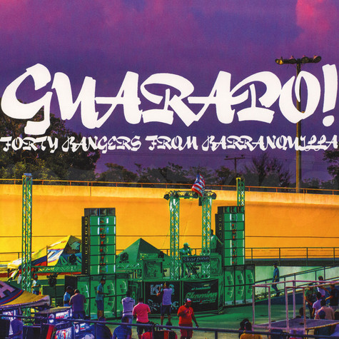 V.A. - Guarapo! Forty Bangers From Barranquilla