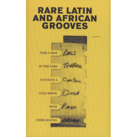 Chris Hound - Rare Latin And African Grooves