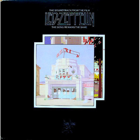 Led Zeppelin - OST The Song Remains The Same