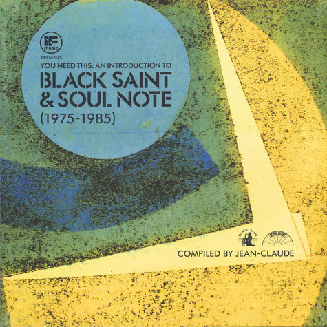 Jean-Claude of Amalgamation Of Soundz - You Need This: An Introduction To Black Saint & Soul Note (1975-1985)