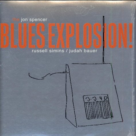 Jon Spencer Blues Explosion, The - Orange