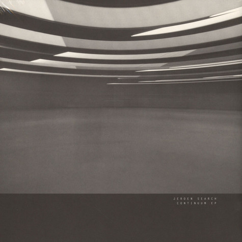 Jeroen Search - Continuum EP