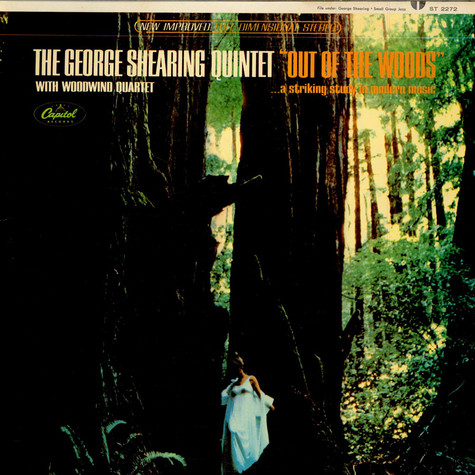 George Shearing Quintet, The - Out Of The Woods