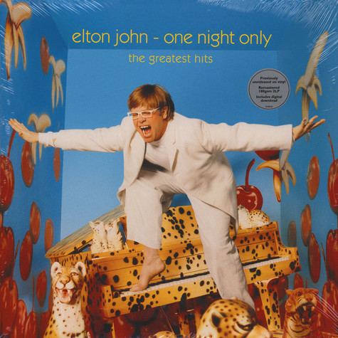 Elton John - One Night Only The Greatest Hits