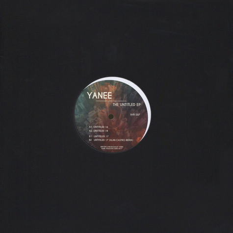 Yanee - The Untitled EP