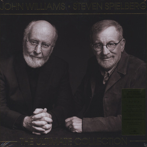 John Williams & Steven Spielberg - The Ultimate Collection