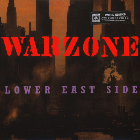 Warzone - Lower Eastside