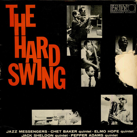 V.A. - The Hard Swing