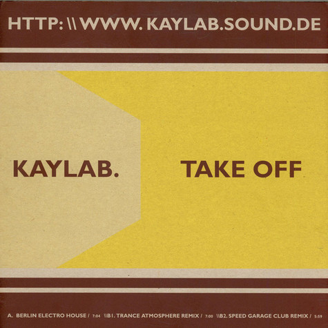 Kaylab - Take Off