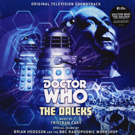 Tristram Cary - OST Doctor Who: The Daleks