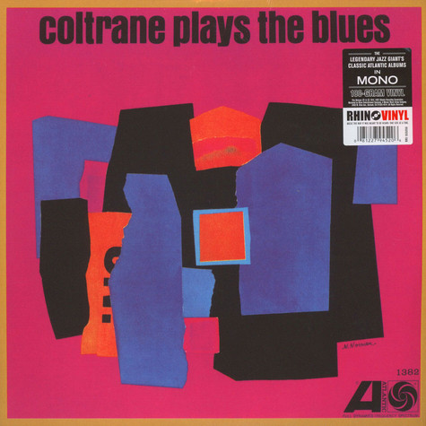John Coltrane - Coltrane Plays The Blues Remastered Mono Edition