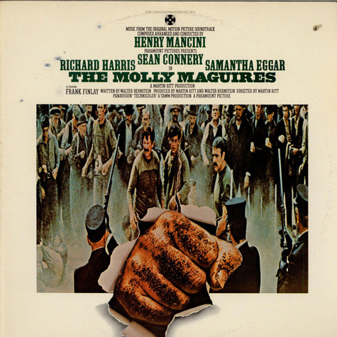 Henry Mancini - OST The Molly Maguires