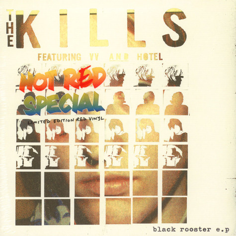 Kills, The - Black Rooster EP