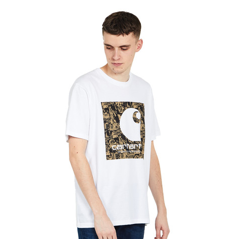 Carhartt WIP - S/S C Collage T-Shirt