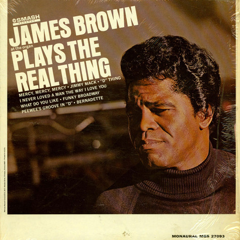 James Brown - Plays The Real Thing