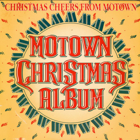V.A. - Motown Christmas Album - Christmas Cheers From Motown