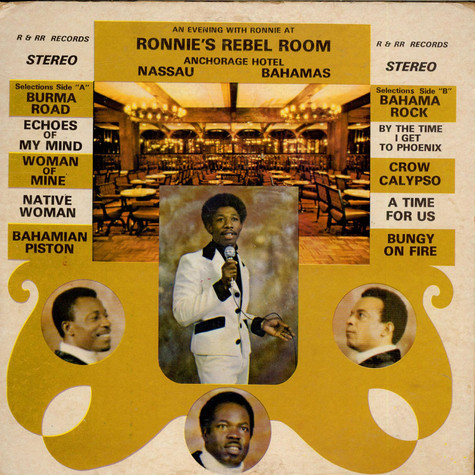 Ronnie Butler & The Ramblers - An Evening At Ronnie's Rebel Room
