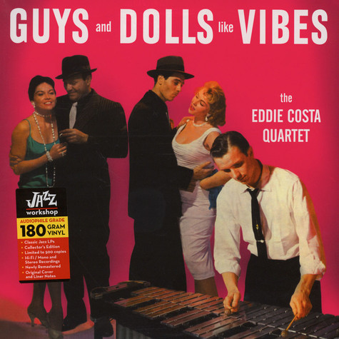 Eddie Costa Quartet, The - Guys And Dolls Like Vibes