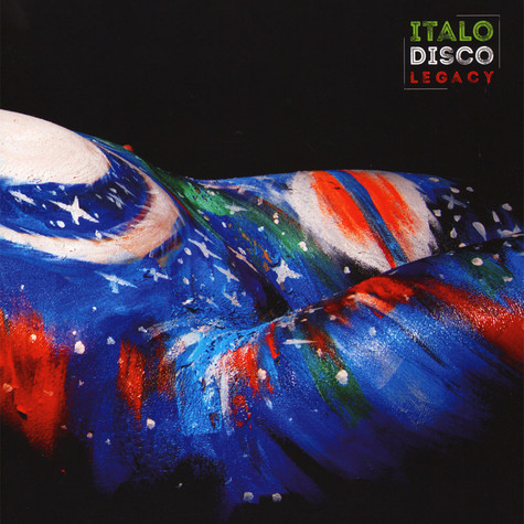 Private Records presents - OST Italo Disco Legacy Black Vinyl Edition